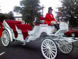 Ocean City Maryland Carriage Rides